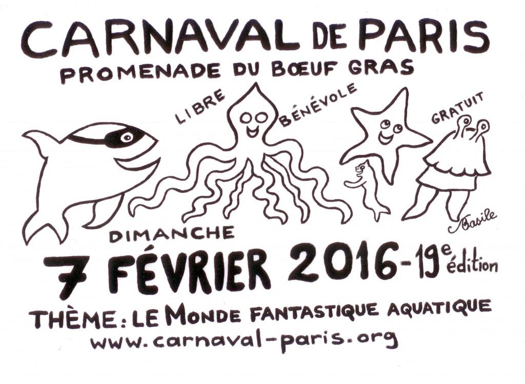 NOIR ET BLANC FINI Panonceaux intermédiaires pour le Carnaval des Femmes 2015 1
