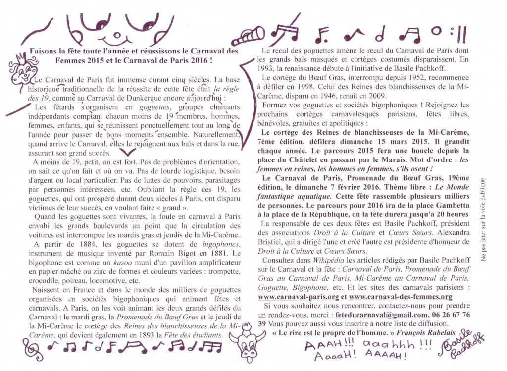 TRACT 2015 - 2016 VERSO