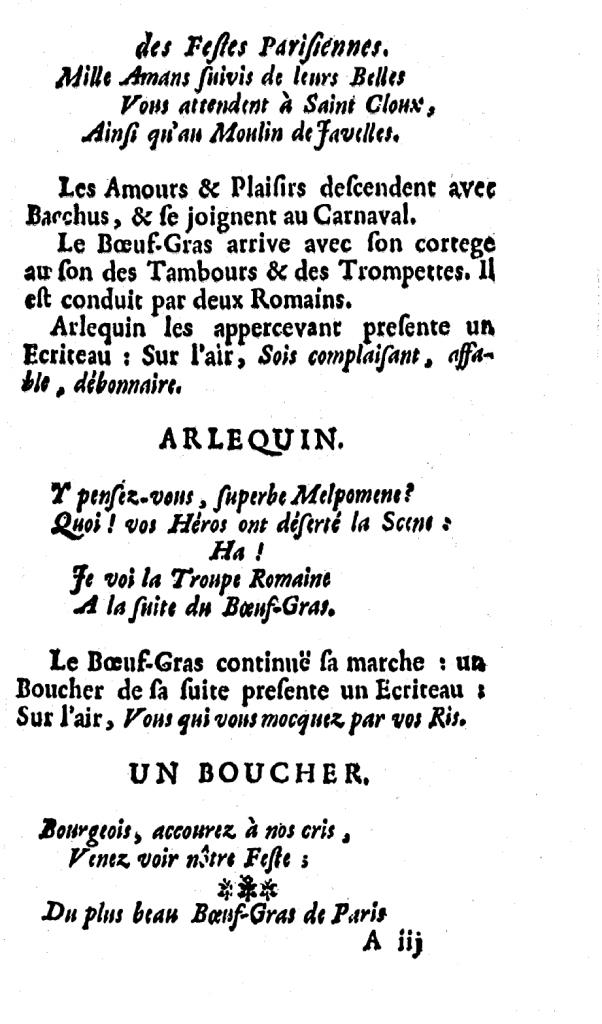 Boeuf Gras - 1712 - 1 sur 2
