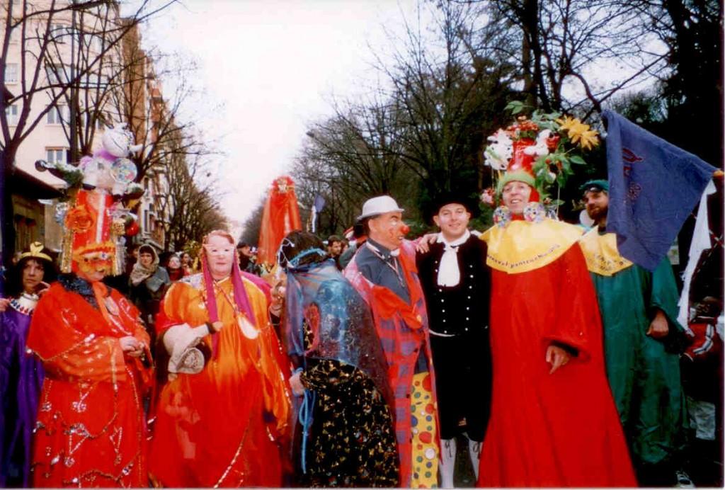 2 - Au Carnaval de Paris 2005.