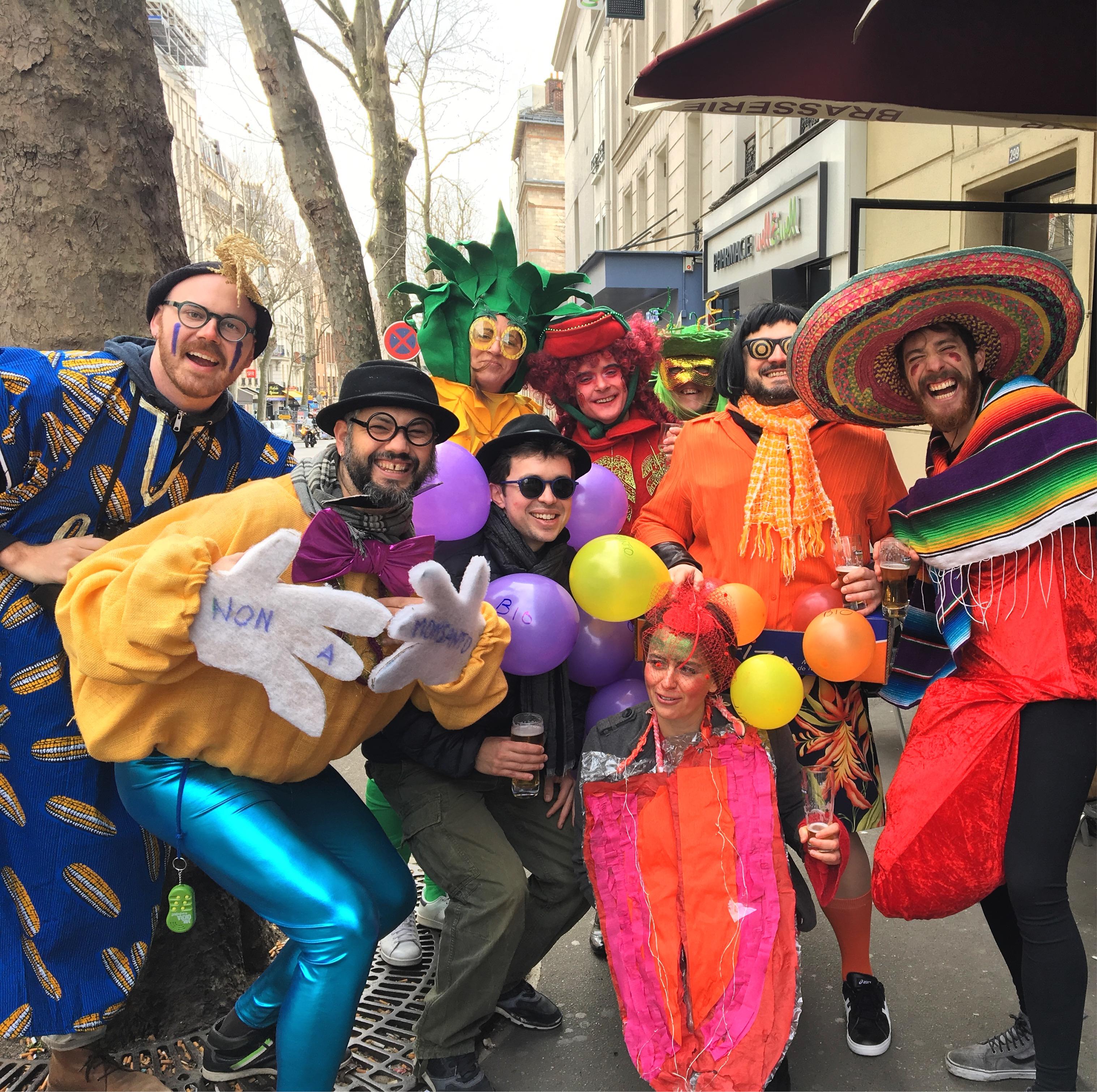 Photos du carnaval de paris 2017 re ues de jp carnaval de paris 2018 - Carnaval de paris 2017 ...