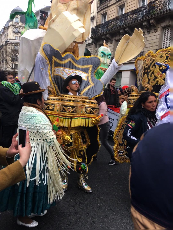 27 photos du carnaval de paris 2017 carnaval de paris 2018 - Carnaval de paris 2017 ...