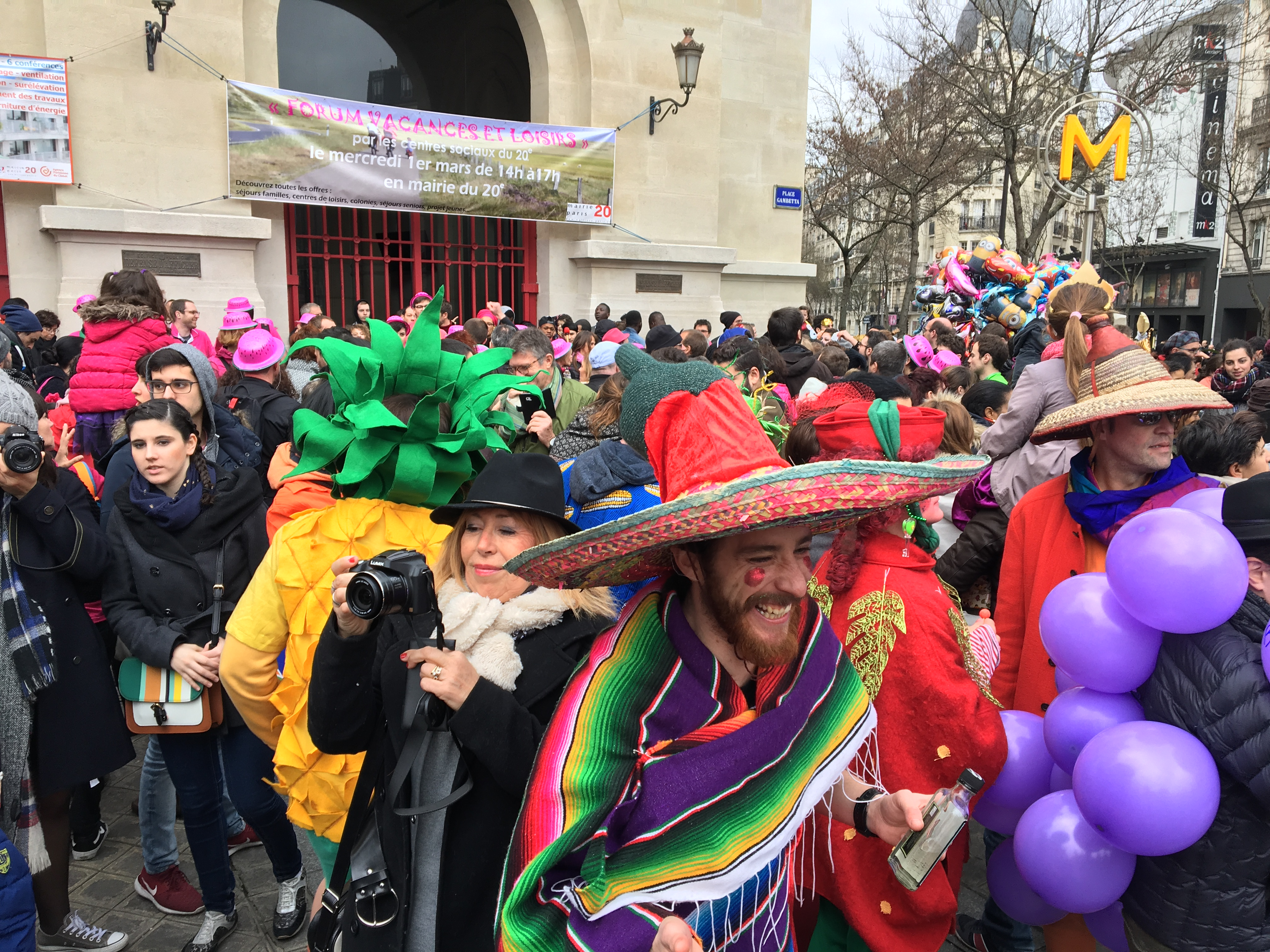 Photos du carnaval de paris 2017 re ues de jp carnaval - Carnaval de paris 2017 ...
