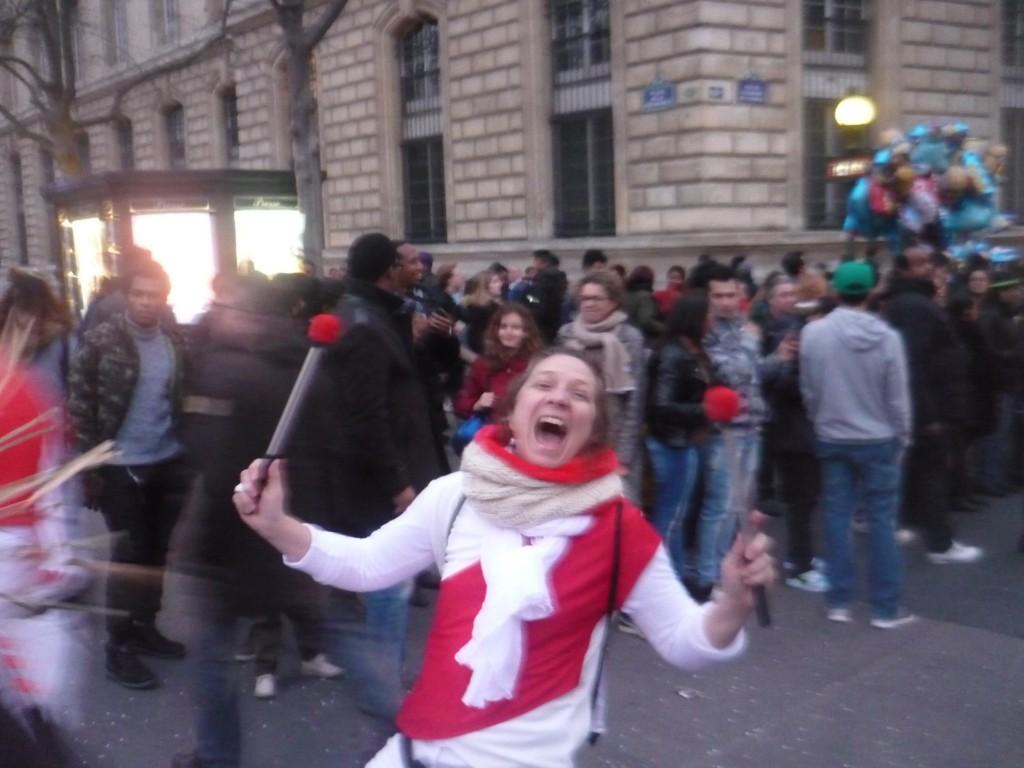 La joyeuse folie du Carnaval de Paris !!!